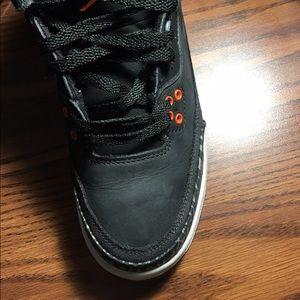 Jordan 3 Fear Pack Custom